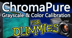 ChromaPure Video Calibration Software & Packages