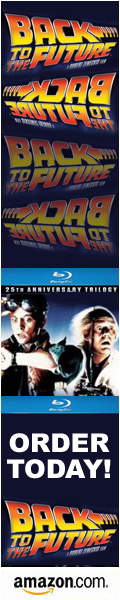 Order the Back to the Future Trilogy on Blu-ray!