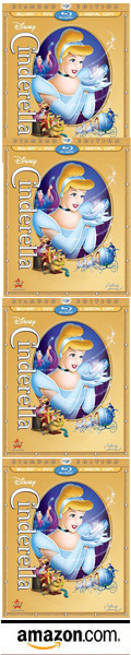 Order Cinderella on Blu-ray today!