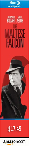 Order The Maltese Falcon on Blu-ray!