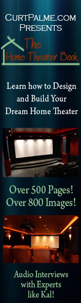 Learn how to design and build your dream home theater! Over 800 construction photos spread over 500 pages!