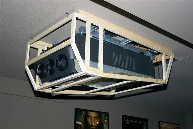 Building A Crt Projector Hushbox