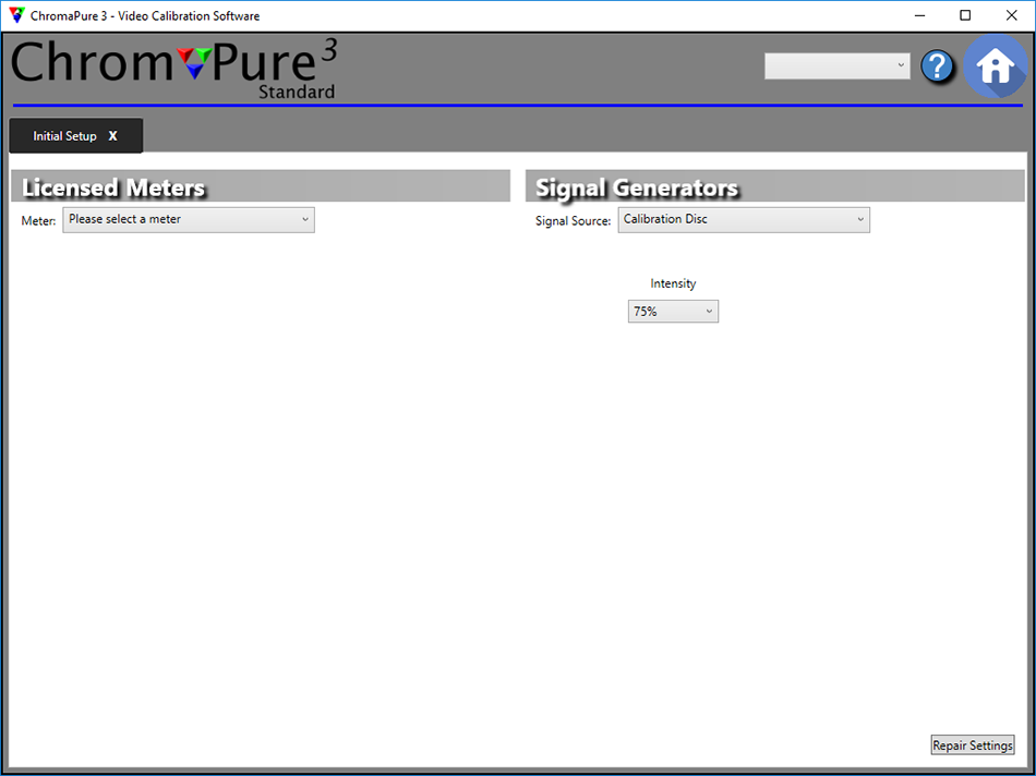 Signal Generators For Dummies : Chromapure grayscale color calibration for dummies